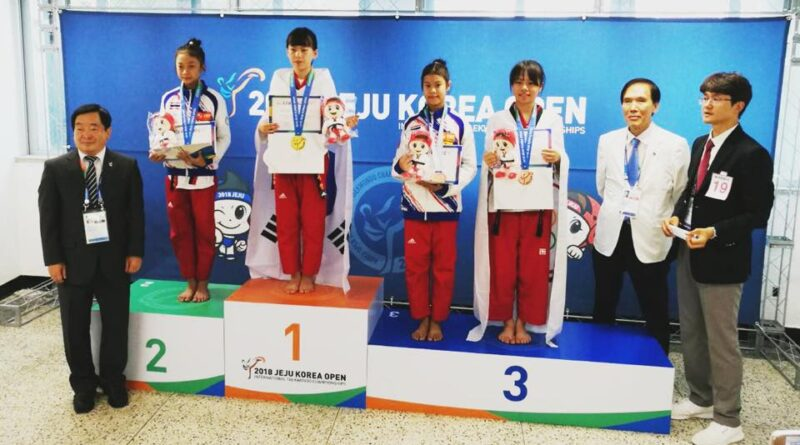 ขอแสดงความยินดี กับตัวแทนเยาวชนทีมชาติไทย
