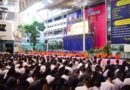 พิธีทำบุญตักบาตรเนื่องในวันรักโรงเรียน ปีการศึกษา 2561