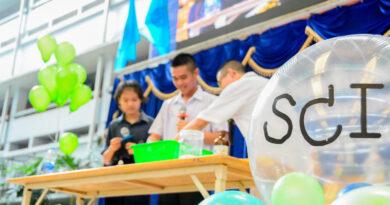 งานสัปดาห์วิทยาศาสตร์แห่งชาติ ประจำปีการศึกษา 2561