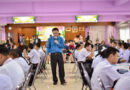 การประชุมสัมมนาโครงงานพัฒนาจริยคุณ นักเรียนแกนนำและครูแกนนำ