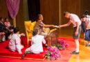 นักเรียนแผนการเรียนภาษาฝรั่งเศส เข้ารับพระราชทานรางวัลทักษะภาษาฝรั่งเศสระดับชาติ