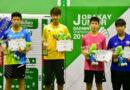 การแข่งขันแบดมินตัน รายการ JORAKAY JUNIOR BADMINTON Championship 2018