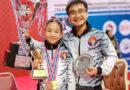การแข่งขันกีฬาเทควันโด ประเภทพุมเซ่รายการ 7th kukkiwon cup International choi young seok Taekwondo Championship 2019