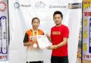 การแข่งขันแบดมินตันรายการ Badminton Junior Tournaments#1/2019