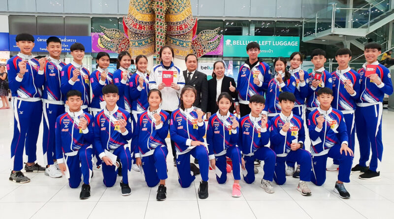 นายสุวพิชญ์ สิริสินรุ่งเรือง นักเรียนชั้นม.4/7 ได้เป็นตัวแทนเยาวชนทีมชาติไทยในการแข่งขันเทควันโด พุมเซ่ ประเภทท่ารำ ชิงแชมป์เอเชีย