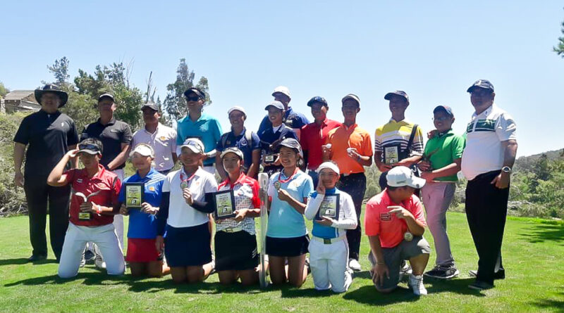 การแข่งขันกอล์ฟ รายการ Permier Golf Academy San Diego Hawk Open ประเทศสหรัฐอเมริกา