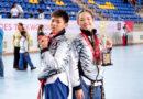 การแข่งขันเทควันโด ประเภทท่ารำ พุมเซ่ รายการ The 5th Heroes Taekwondo International Championship 2019