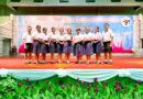 คณะกรรมการนักเรียน(ชุมนุมจิตอาสารักษ์โลก) รับรางวัลเยาวชนดีเด่น ประกายเพชร กรุงเทพมหานคร ครั้งที่ 14