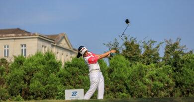 """การแข่งขันกอล์ฟรายการ The 19th """"Zhang Lian Wei"""" Cup International Junior Invitational"""