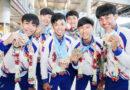 การเเข่งขันกีฬาเทควันโด 2019 world Taekwondo Beach championships