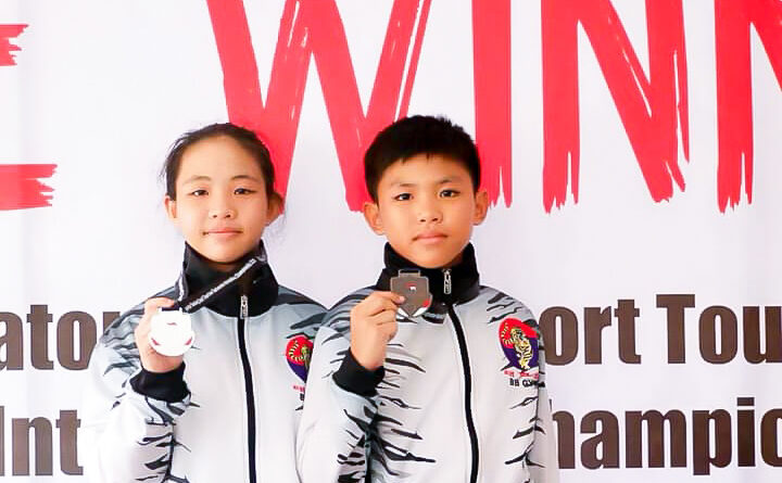 การแข่งขันกีฬาเทควันโด รายการ PUGNATOR BADUNG SPORT TOURISM TAEKWONDO INTERNATIONAL CHAMPIONSHIP 2019