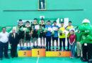 การแข่งขันกีฬาแบดมินตัน รายการ Jorakay Junior Badminton Championship 2019