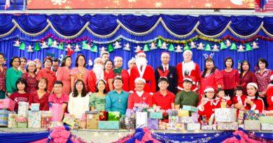 กิจกรรมวันคริสต์มาส (Christmas Day)