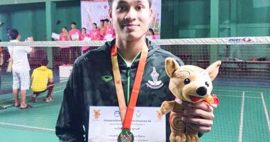 """การแข่งขันกีฬาแบดมินตัน กีฬานักเรียน นักศึกษาแห่งชาติ ครั้งที่ 41 ประจำปี 2563 """"อุดรธานีเกมส์"""""""