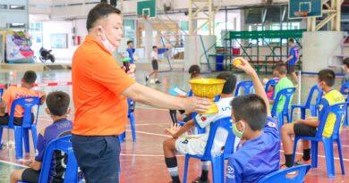 การคัดเลือกและทดสอบความสามารถพิเศษ ด้านกีฬา ปีการศึกษา 2563