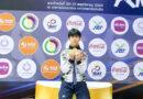 """การแข่งขันกีฬาเทควันโด ประเภท """"พุมเซ่"""" รายการ GH Bank ชิงชนะเลิศแห่งประเทศไทย ประจำปี 2563"""