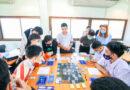 กิจกรรมทดลองเกมในพื้นที่จริง (On-site Implementation) ภายใต้โครงการออกแบบเกม ออกแบบสังคม รุ่น 2