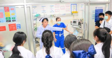 ค่ายปั้นหมอ แผนการเรียนเตรียมแพทย์-เภสัช ระดับชั้นม.4