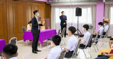 การรายงานตัวนักเรียน ม.3 โรงเรียนเดิม เข้าศึกษาต่อในระดับชั้น ม.4 ห้องเรียนปกติ